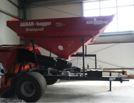 Helga Pleven Agrar Bagger Grainprofi